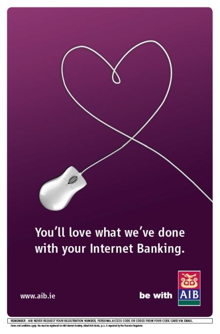 AIB Internet Banking 6-sheet
