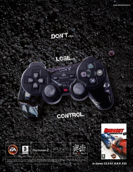 EA Games press