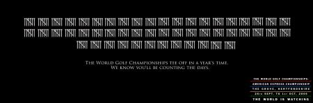 World Golf Championships press
